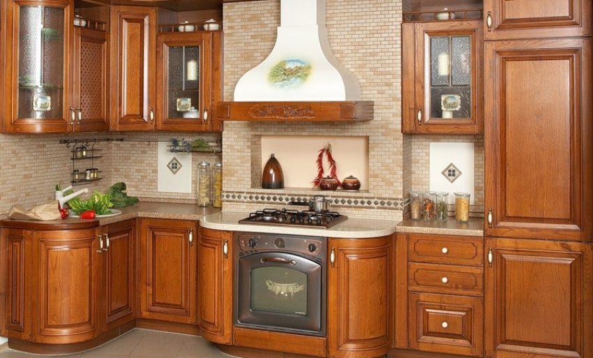 Кухня повинна бути оформлена функціонально