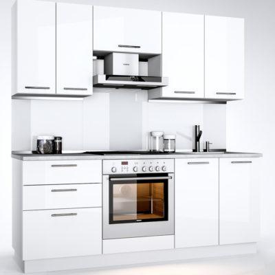 Кухня Bianca приклад 2