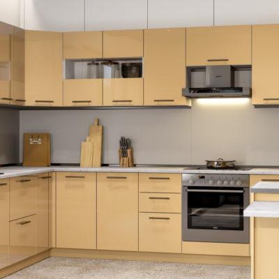 Кухня Bianca приклад 11
