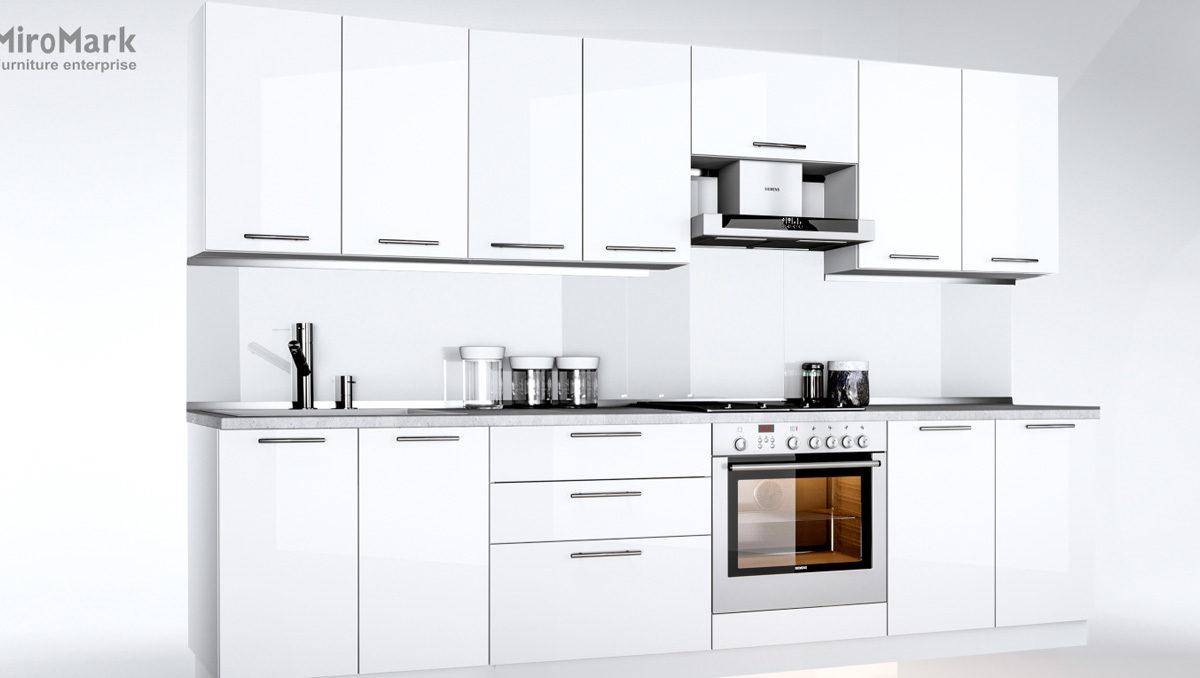 Кухня Bianca приклад 12