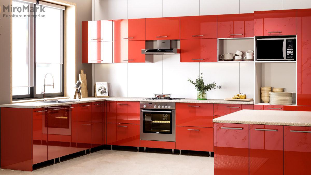 Кухня Bianca приклад 3