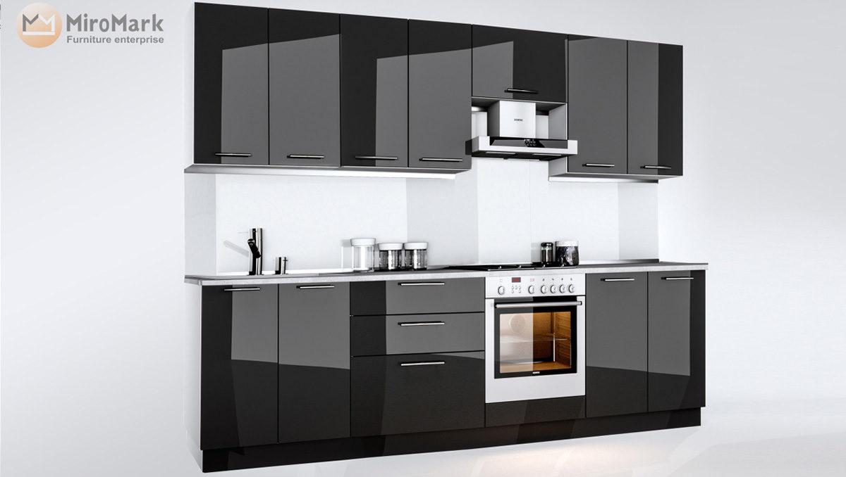 Кухня Bianca приклад 5