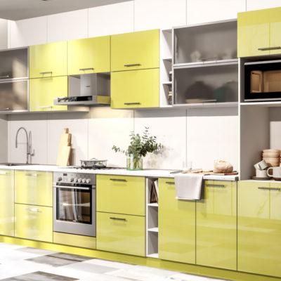Кухня Bianca приклад 7