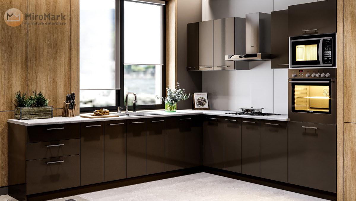 Кухня Bianca приклад 8