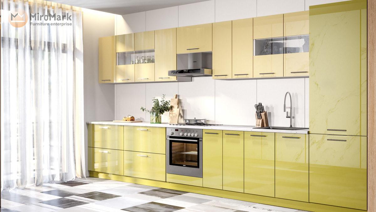 Кухня Bianca приклад 10