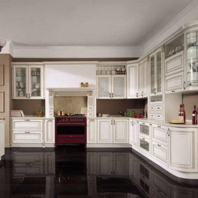 Атмосфера стильної кухні