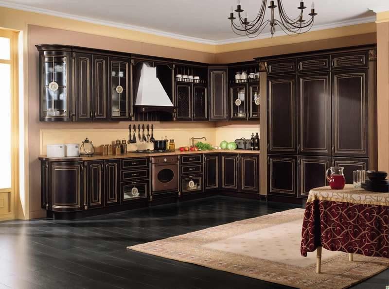 Кухня в сучасному стилі
