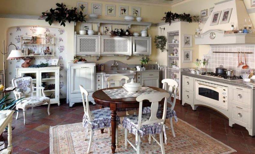 Вибираємо стиль дизайну оформлення кухні